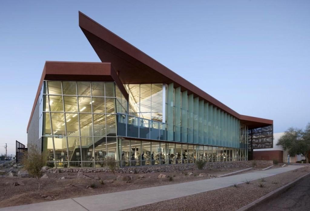 Campus Recreation Center, University of Arizona