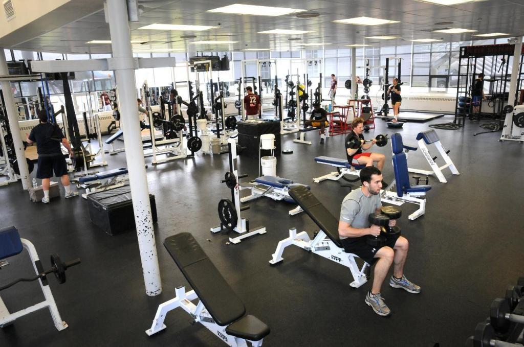 Top 10 Best College Fitness Centers 2016