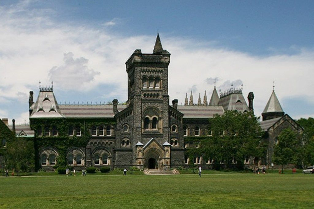 Top 10 universities in canada for industrial and system for Chair in engineering design university of toronto