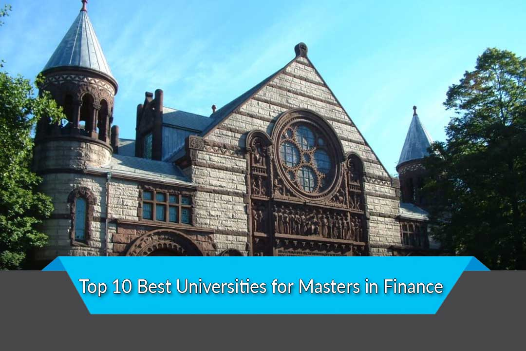 Top 10 Best Universities for Masters in Finance
