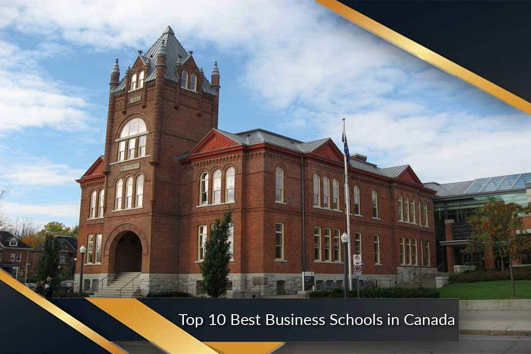 Top 10 Best Business Schools in Canada