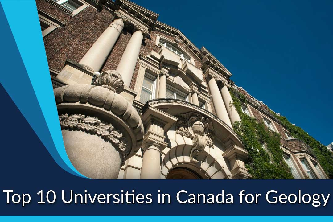 Top 10 Universities in Canada for Geology