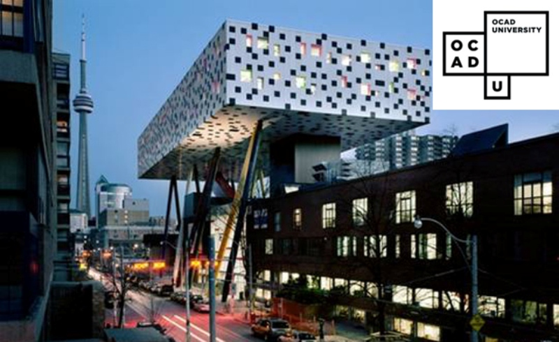 Ontario College of Art and Design (OCAD) – Toronto, Ontario