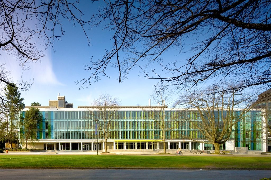 Sauder School of Business at University of British Columbia