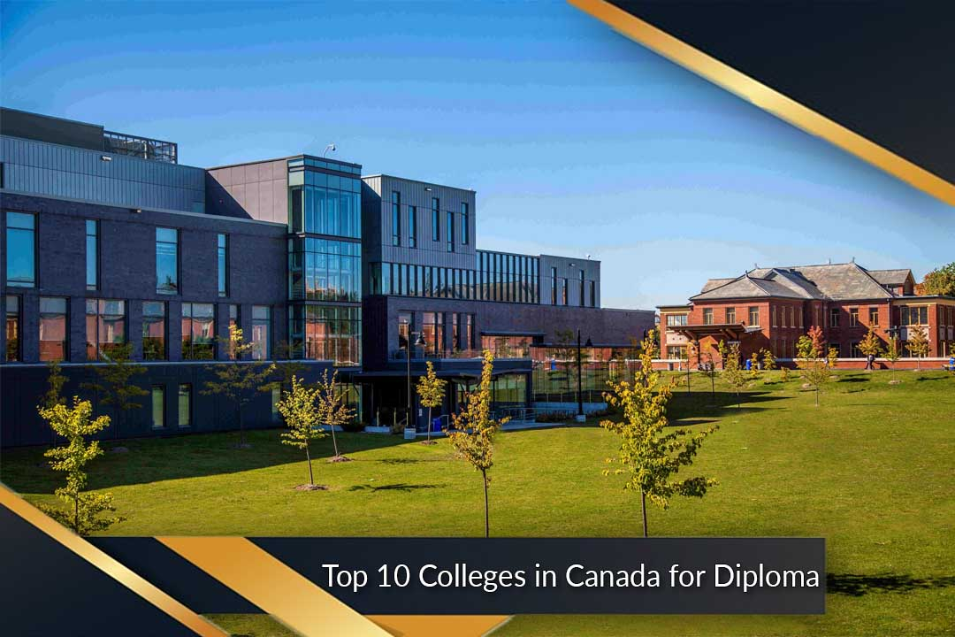 Top 10 Colleges in Canada for Diploma