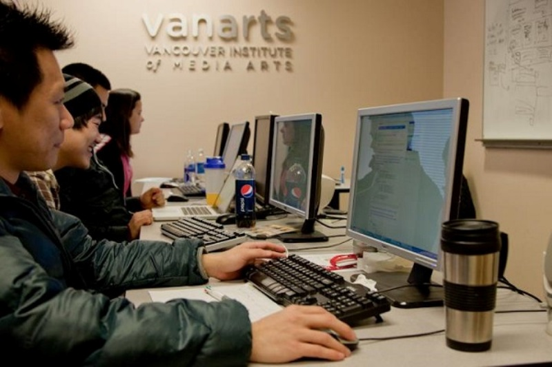 Vancouver Institute of Media Arts (VanArts) – Vancouver, BC