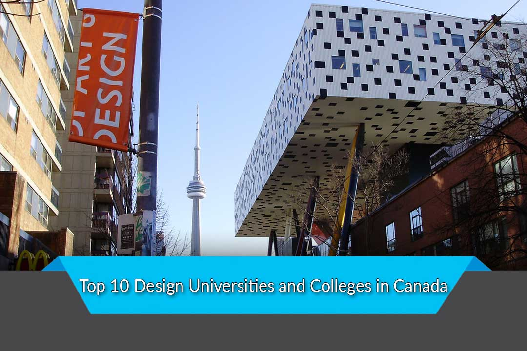 Top 10 Design Universities and Colleges in Canada