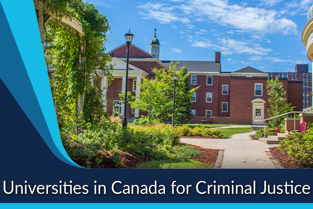 Top 10 Universities in Canada for Criminal Justice