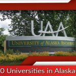 Top 10 Universities in Alaska State
