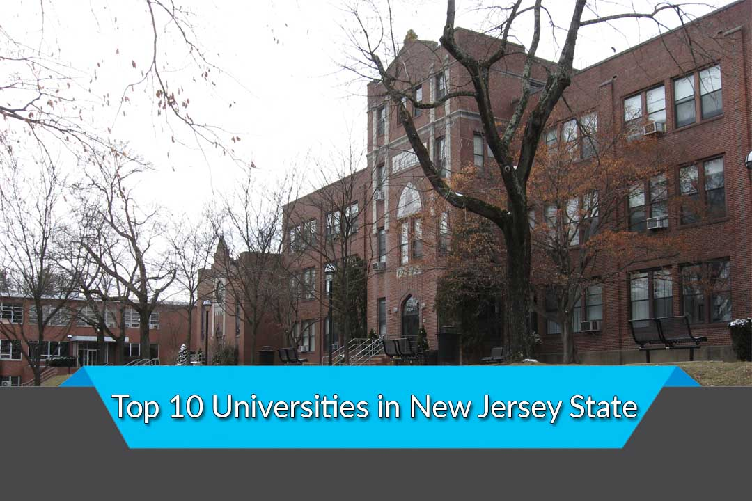 Top 10 Universities in New Jersey State