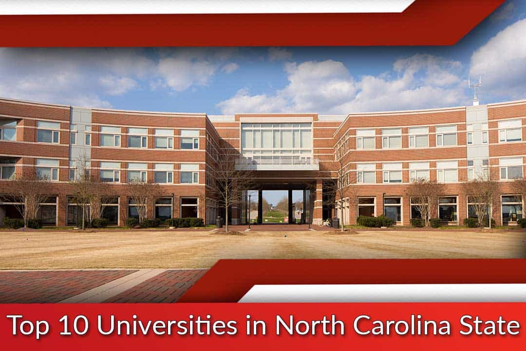 Top 10 Universities in North Carolina State