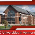 Top 10 Universities in Vermont State