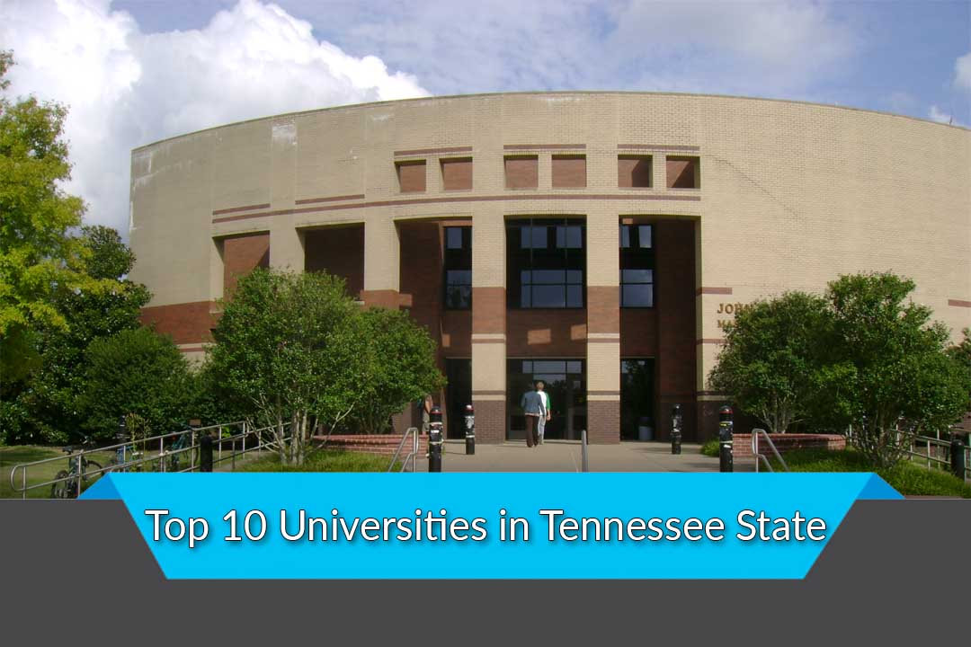 Top 10 Universities in Tennessee State