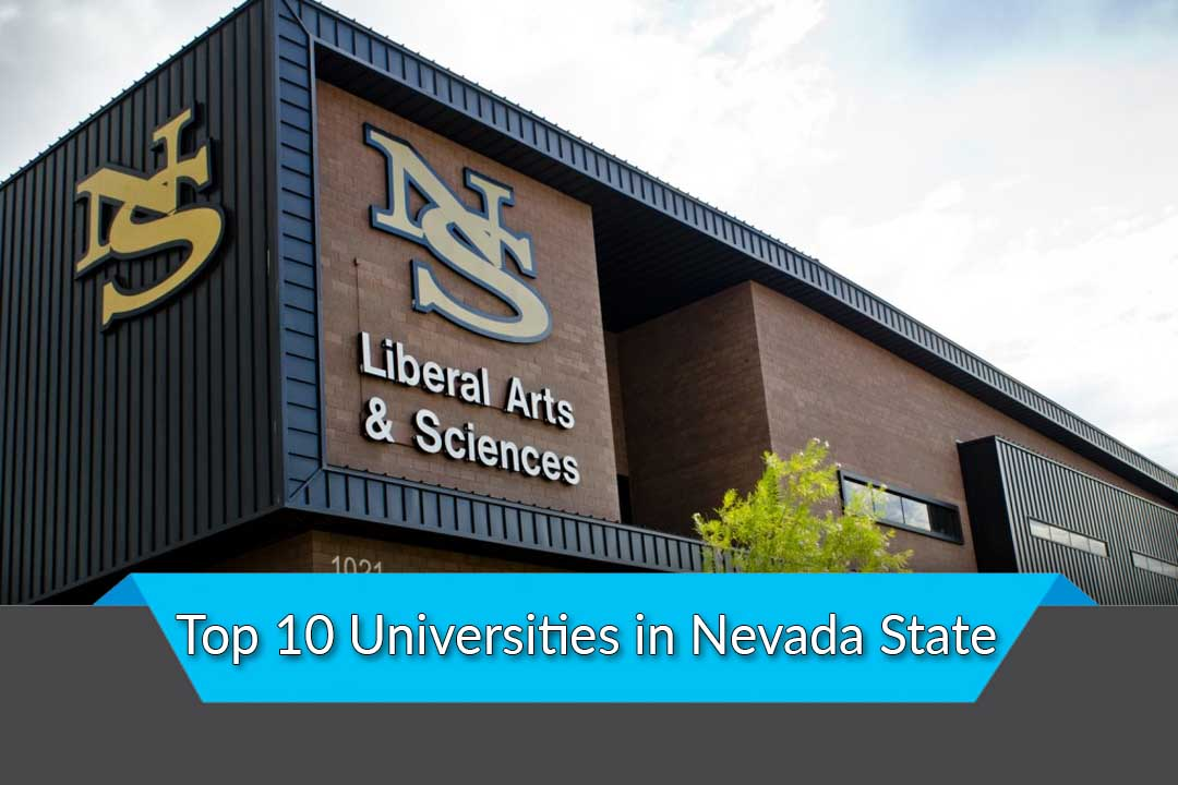 Top 10 Universities in Nevada State