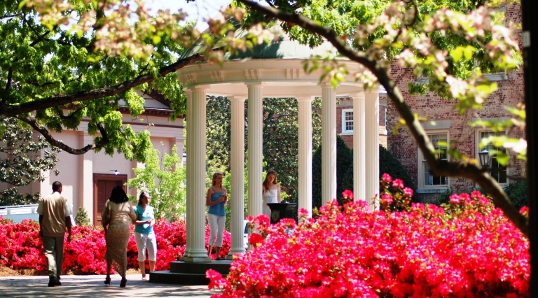 top universities in north carolina state