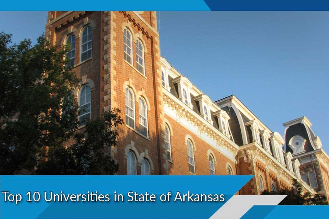Top 10 Universities in State of Arkansas