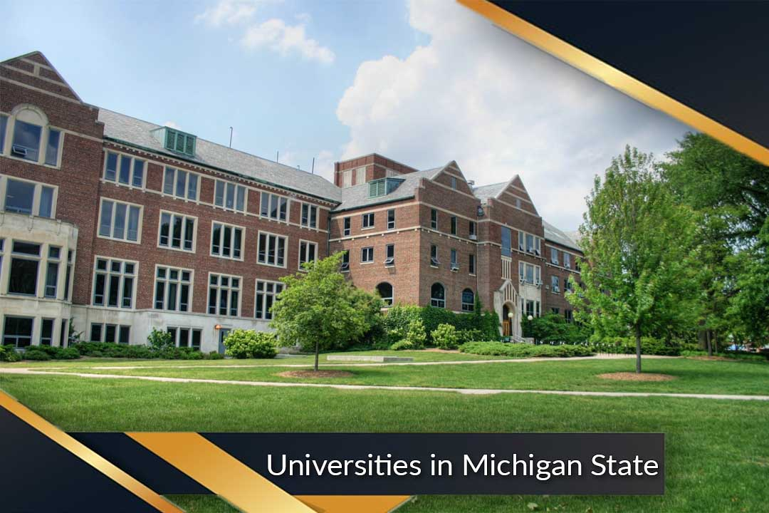 Top 10 Universities in Michigan State