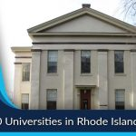 Top 10 Universities in Rhode Island State