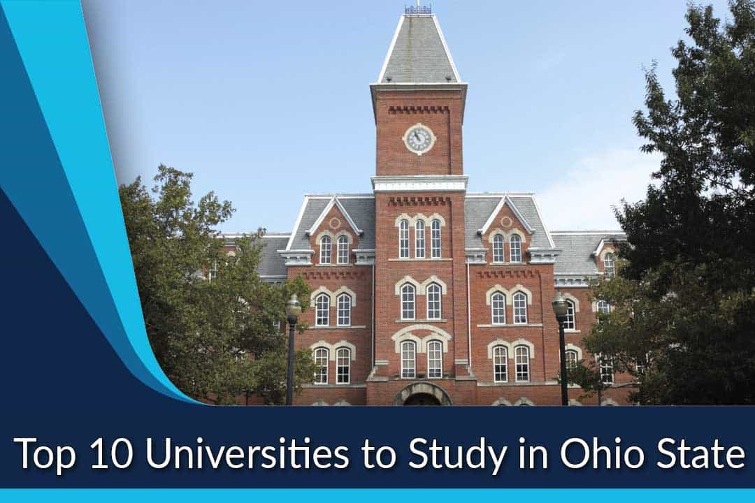 Top 10 Universities to Study in Ohio State