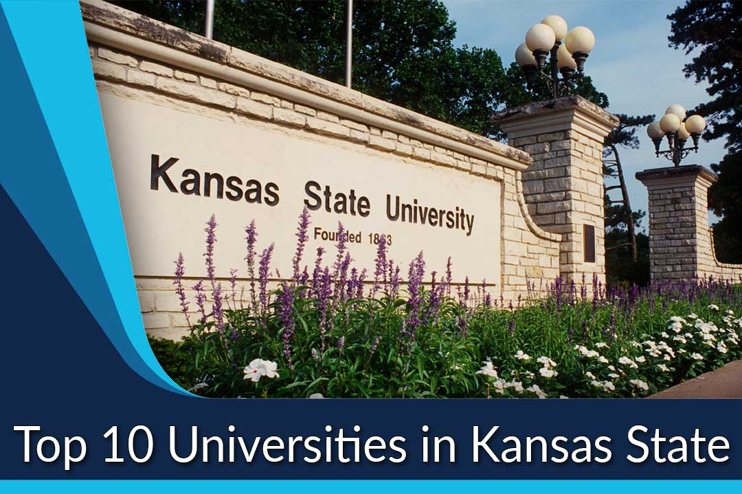 Top 10 Universities in Kansas State