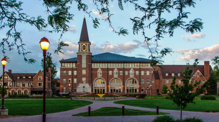 Top universities in colorado