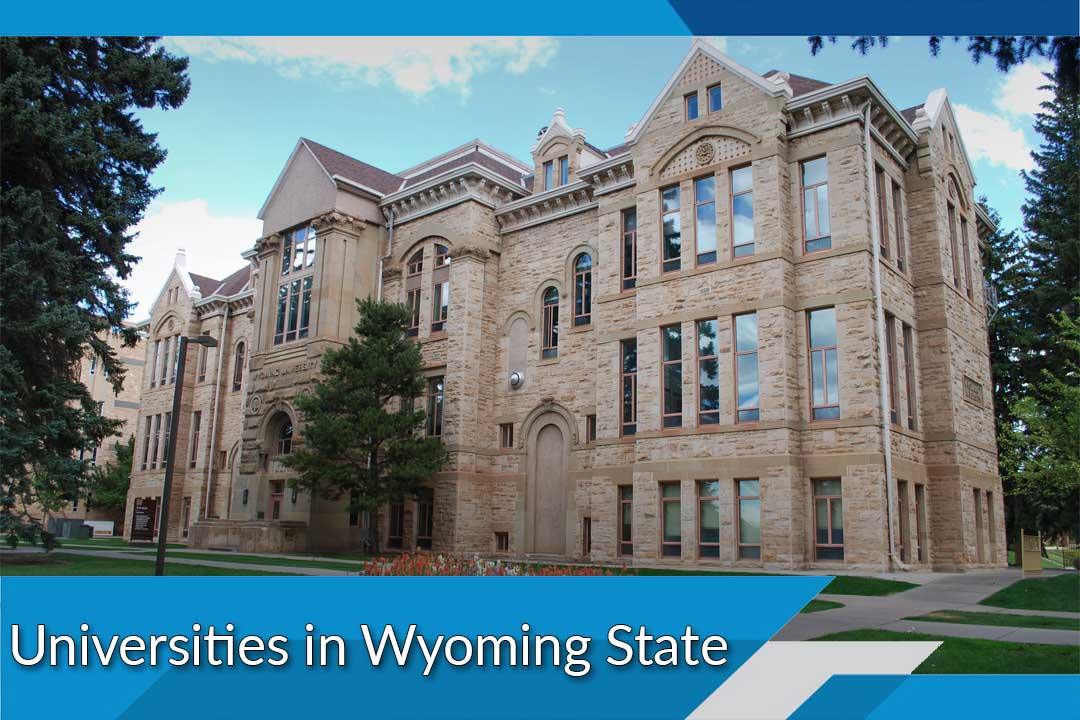Best Universities to Study in Wyoming State