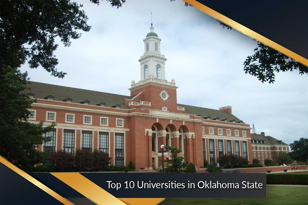 Top 10 Universities in Oklahoma State