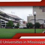 Top 10 Universities in Mississippi State