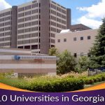 Top 10 Universities in Georgia State