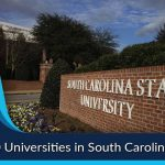 Top 10 Universities in South Carolina State