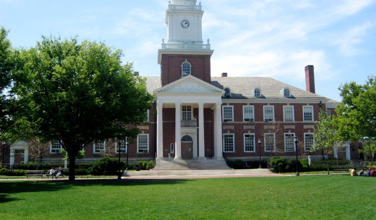 top 10 universities in maryland