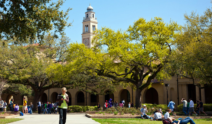 top 10 universities in louisiana state