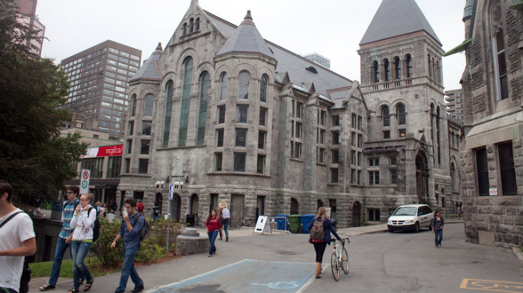 mcgill university, universities in quebec state,