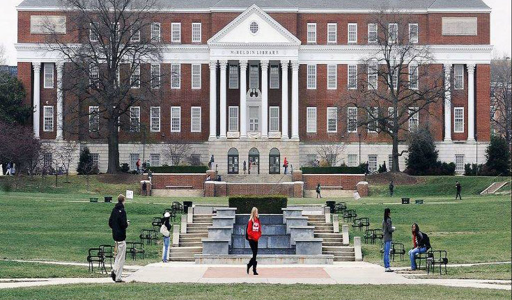 top 10 universities in maryland state