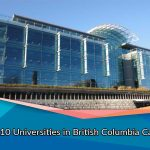 Top 10 Universities in British Columbia Canada