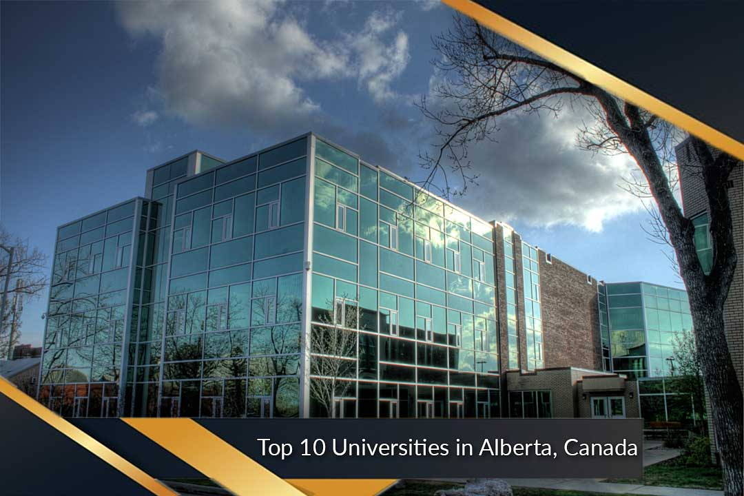 Top 10 Universities in Alberta, Canada