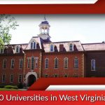 Top 10 Universities in West Virginia State