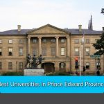 Best Universities in Prince Edward Province