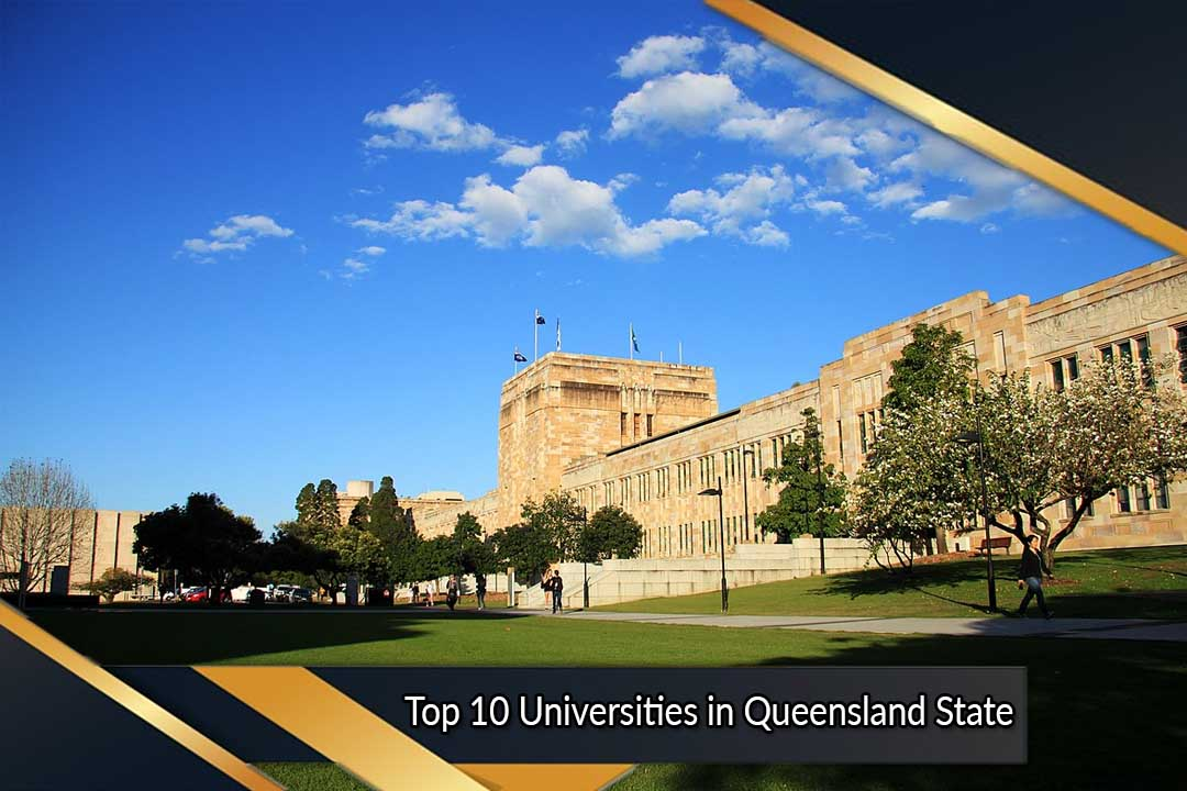 Top 10 Universities in Queensland State