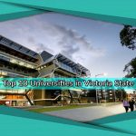 Top 10 Universities in Victoria State