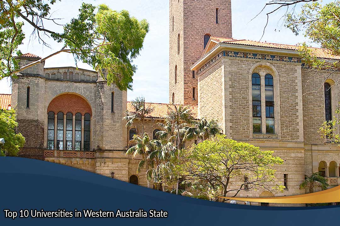 Top 10 Universities in Western Australia State
